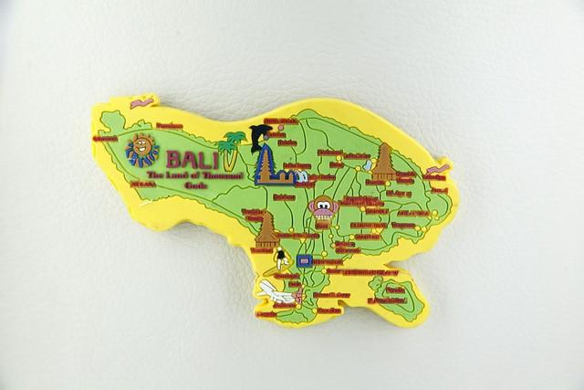 Магнит Карта 4233