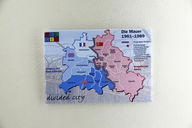 Магнит Карта 4236